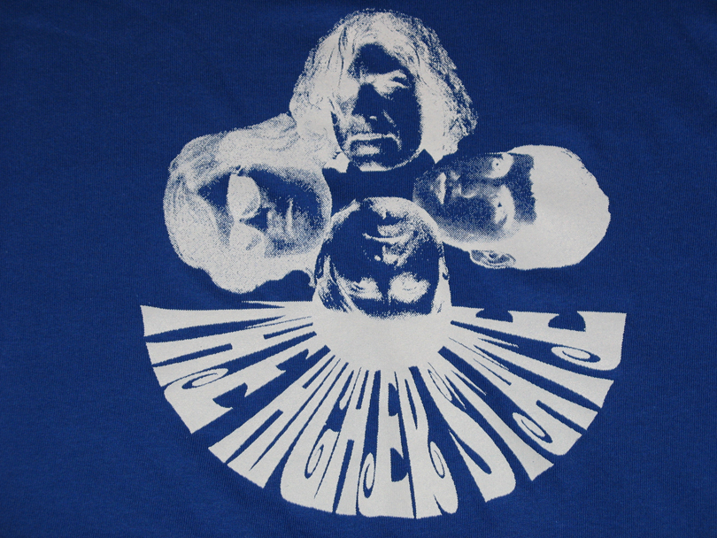 Higher State Blue t-shirt